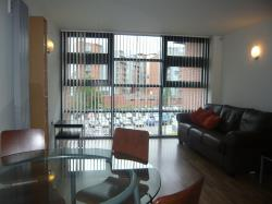 Flat To Let  Little Peter Street Greater Manchester M15