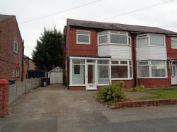Semi Detached House To Let  Prestwich Greater Manchester M25