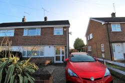 Semi Detached House For Sale  Bilsthorpe Nottinghamshire NG22