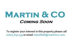 Semi Detached House For Sale  Mansfield Woodhouse Nottinghamshire NG19