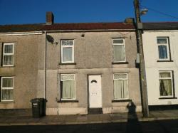 Terraced House For Sale  Lower Row Glamorgan CF48