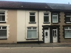 Terraced House To Let  Penrhiwceiber Rhondda CF45