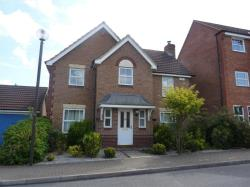 Detached House To Let  Tattenhoe Buckinghamshire MK4