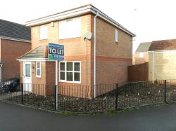 Detached House To Let  Etruria Staffordshire ST1