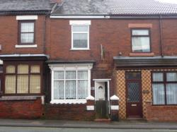 Terraced House To Let  Newcastle-Under-Lyme Staffordshire ST5