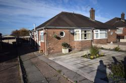 Semi - Detached Bungalow To Let Bradwell Newcastle Staffordshire ST5