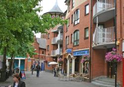 Flat To Let Gloucester Green Oxford Oxfordshire OX1