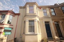 Terraced House To Let Lipson Plymouth Devon PL4