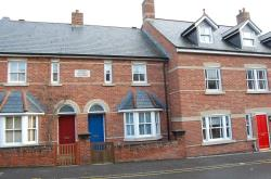 Terraced House To Let  Poole Dorset BH14