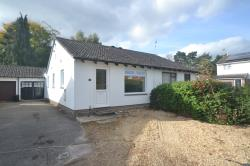 Semi - Detached Bungalow To Let  RINGWOOD Hampshire BH24