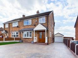 Semi Detached House For Sale  Ravenfield South Yorkshire S65