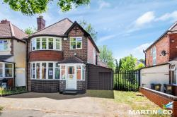 Detached House For Sale  Hall Green West Midlands B28
