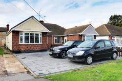 Semi - Detached Bungalow For Sale  Little Wakering Essex SS3