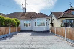 Semi - Detached Bungalow For Sale  Southend On Sea Essex SS2
