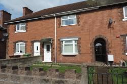 Terraced House To Let Coton Fields Stafford Staffordshire ST16