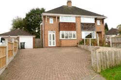 Semi Detached House To Let Clayton Newcastle Under Lyme Staffordshire ST5