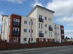 Flat To Let  Wilton Court Staffordshire ST1