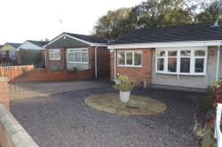 Semi - Detached Bungalow For Sale  Lowell Drive Staffordshire ST3
