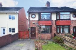 Semi Detached House For Sale  Bucknall Staffordshire ST2