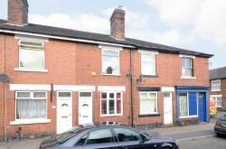 Terraced House For Sale  Fenton Staffordshire ST4