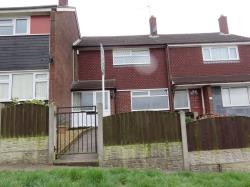 Terraced House To Let Chell Stoke On Trent Staffordshire ST6