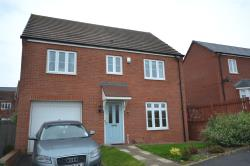 Detached House To Let  STOKE ON TRENT Staffordshire ST6