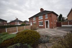 Semi Detached House To Let  Blurton Road Staffordshire ST3