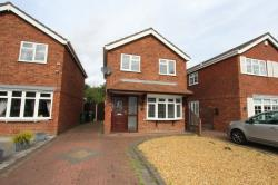Detached House To Let  Fazeley Staffordshire B78