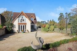 Detached House For Sale  Chalford Wiltshire BA13