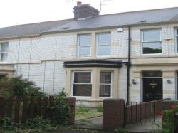 Terraced House To Let  Whitley Bay Tyne and Wear NE26