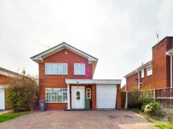 Detached House For Sale  Wirral Merseyside CH63