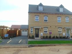 Semi Detached House To Let  Chalfont Drive Nottinghamshire NG8