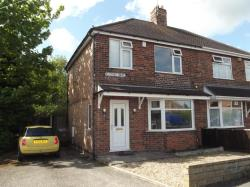Semi Detached House To Let  Elstree Drive Nottinghamshire NG8