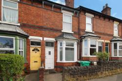 Terraced House For Sale  New Basford Nottinghamshire NG7