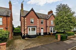 Semi Detached House For Sale  Brackley Northamptonshire NN13