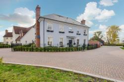 Detached House For Sale  Aythorpe Roding Essex CM6