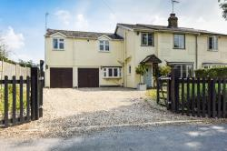 Semi Detached House For Sale Hertfordshire  Hertfordshire CM21