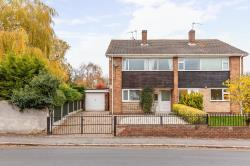 Semi Detached House For Sale Bawtry Doncaster South Yorkshire DN10