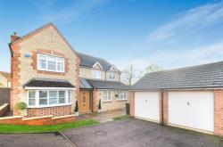 Detached House For Sale Sorrel Mead Bicester Oxfordshire OX26