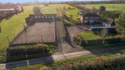 Detached House For Sale  BUCKDEN Cambridgeshire PE19
