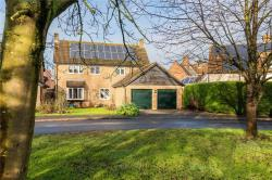 Detached House For Sale Cambridgeshire GREAT GRANSDEN Bedfordshire SG19