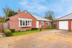 Detached Bungalow For Sale Cambridgeshire  Hertfordshire SG8