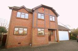 Detached House To Let West Parley Ferndown Dorset BH22