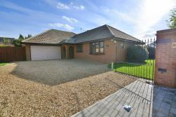 Detached Bungalow For Sale Woodlinken Drive Verwood Dorset BH31