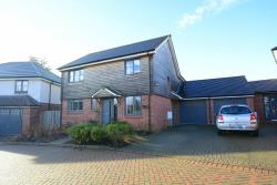 Detached House For Sale Potters Place Verwood Dorset BH31