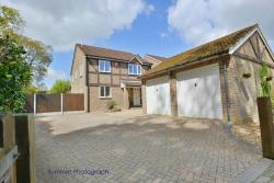Detached House For Sale St Michaels Road Verwood Dorset BH31