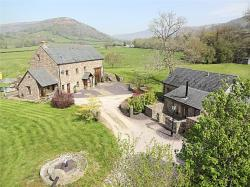 Detached House For Sale Powys  Powys NP8