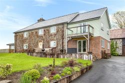Detached House For Sale Powys  Powys LD1