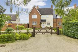 Detached House For Sale Chedburgh Bury St Edmunds Suffolk IP29
