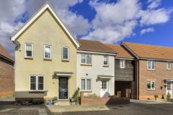 Semi Detached House For Sale Wagtail Drive Bury St Edmunds Suffolk IP32